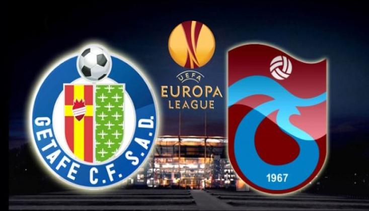 Getafe - Trabzonspor Muhtemel 11'ler