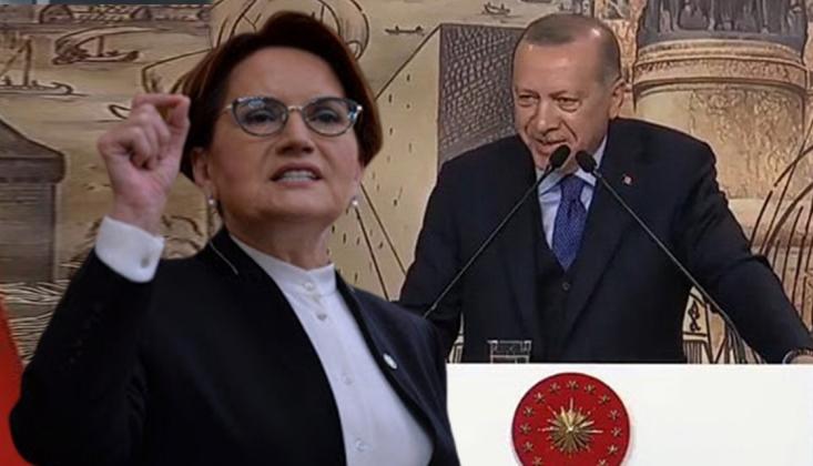 Akşener'den Erdoğan Tepkisi: O Gülerken Biz Kavrulduk!