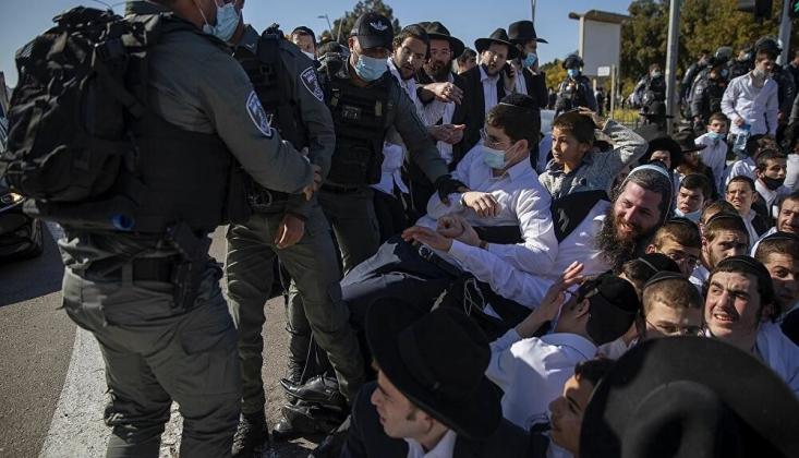 İsrail'de Çatışma
