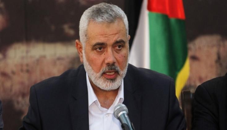 Haniye'den Filistin'deki Seçimler Konusunda Dünya Ülkelerine Mektup