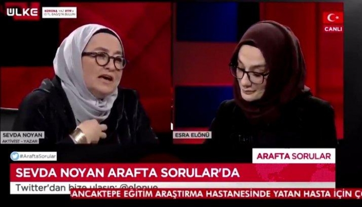 Ülke TV ve Kanal 7'den 'Sevda Noyan' Açıklaması