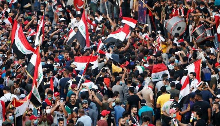 Irak'ta Seçim Yasasının Onaylanması