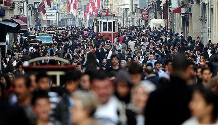 İstanbul'un En Kalabalık 10 İlçesinin Nüfusu