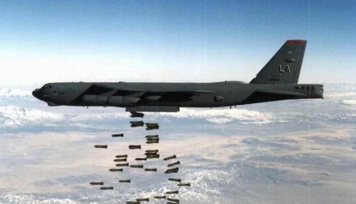 ABD Bombardıman Uçaklarını Ortadoğu'ya Gönderdi