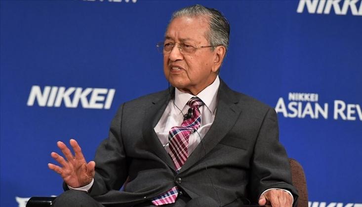 Malezya Başbakanı Yüzyılın Anlaşması'nı Eleştirdi