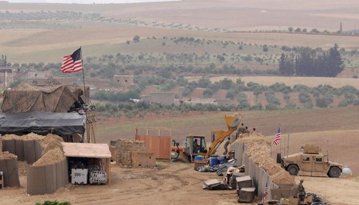 ABD, Suriye-Irak Sınırında Yeni Bir Askeri Üs Kurdu