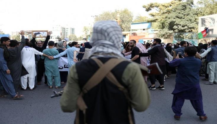 Taliban Protestoları Yasakladı