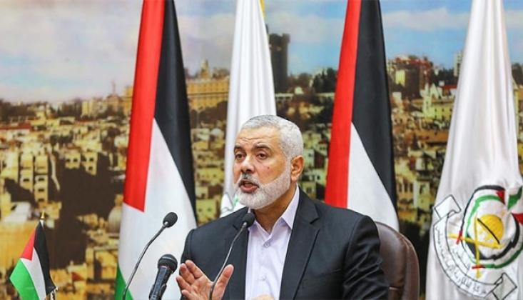 Heniyye'den Filistinlilere Çağrı: Silahlı Mücadeleye Hazırlanın