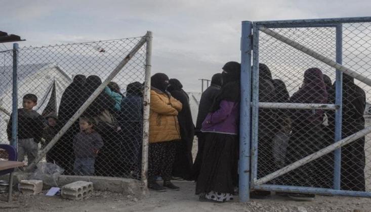IŞİD Üyelerinin Aileleri Azerbaycan'a Nakledildi