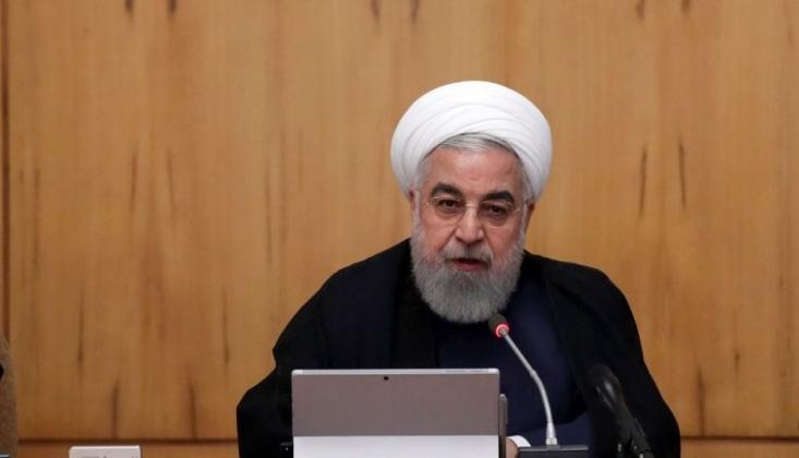 Ruhani'den Suud ve ABD'ye Tepki