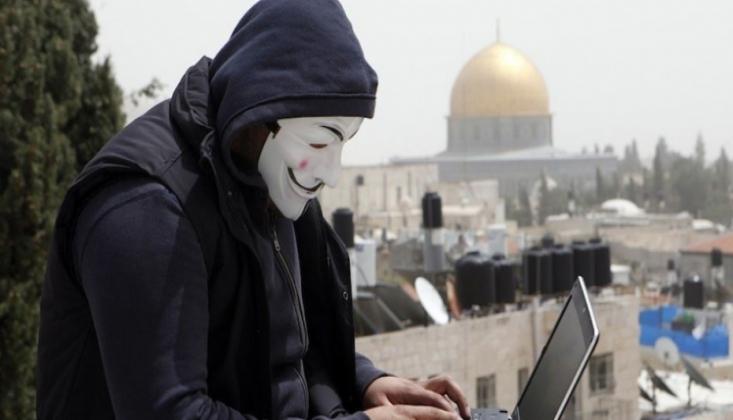 Siyonist İsrail'e Siber Saldırı