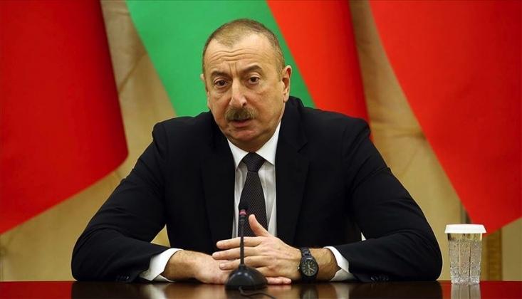 Aliyev: AGİT Minsk Grubu 28 Yıldır Azerbaycan'ı Kandırmaktadır