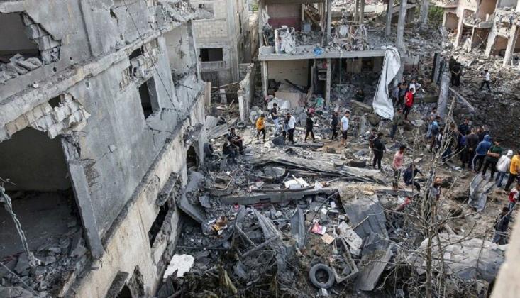 Gazze'den Yükselen Feryat: Ben Sadece Bir Çocuğum