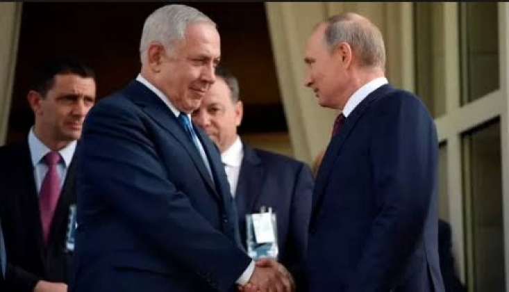 Netanyahu: Putin Sayesinde Savaşa Girmedik