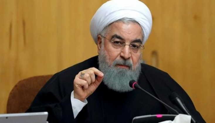 Ruhani: ABD Tehditleri Yolcu Uçağının Düşmesine Sebebiyet Verdi