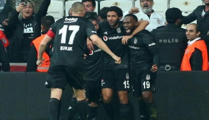 Beşiktaş Denizlispor Karşısında Seriye Devam Etti