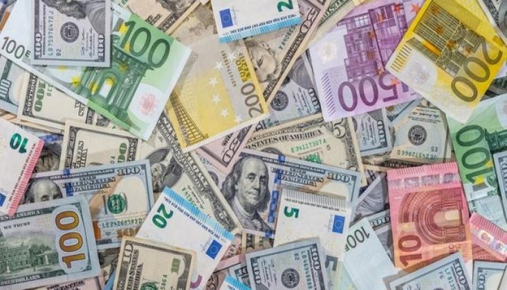 Döviz Mevduatları 2.2 Milyar Dolar Arttı