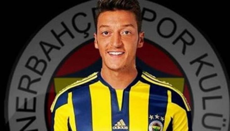Mesut Özil'i Derbi Heyecanı Sardı