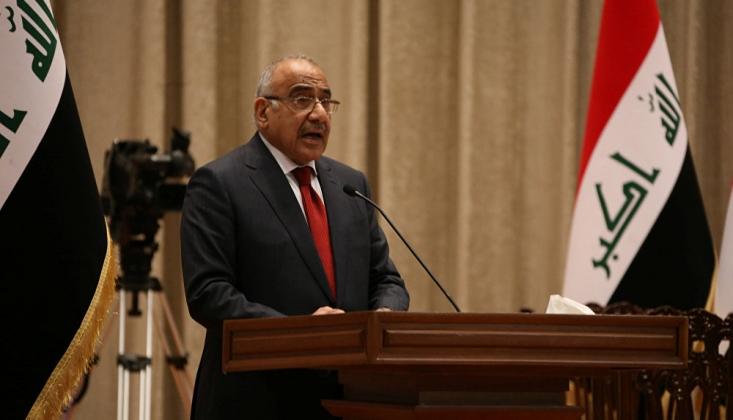Irak Başbakanı'ndan 11 Bakanın Gözaltına Alınması İçin Talimat