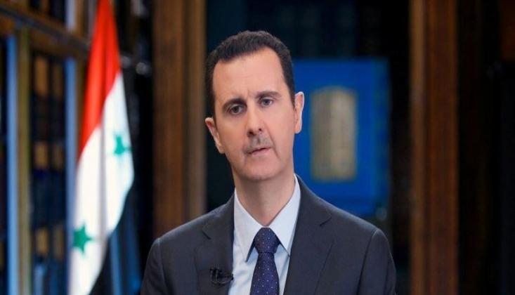 Beşşar Esad: Uluslararası Terörizmle Savaşmaya Devam Ediyoruz