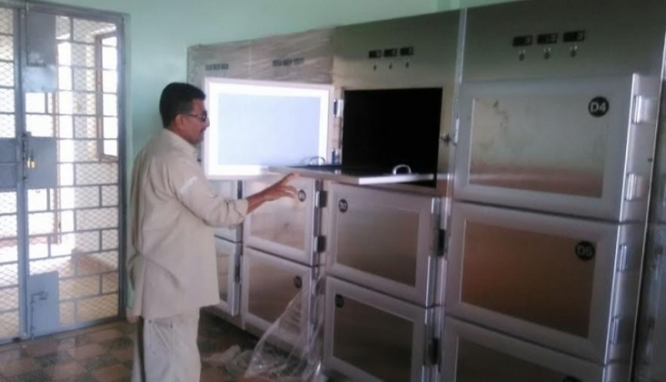 Yemen Hastanelerinde İnsani Kriz