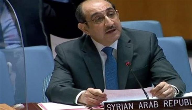 Şam: Güvenlik Konseyi'nin Kararı Suriye Egemenliğinin ihlalidir