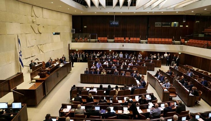 İsrail'de Erken Seçim Kararı