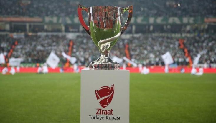 Türkiye Kupası'nda Üç Maçın Hakemi Açıklandı