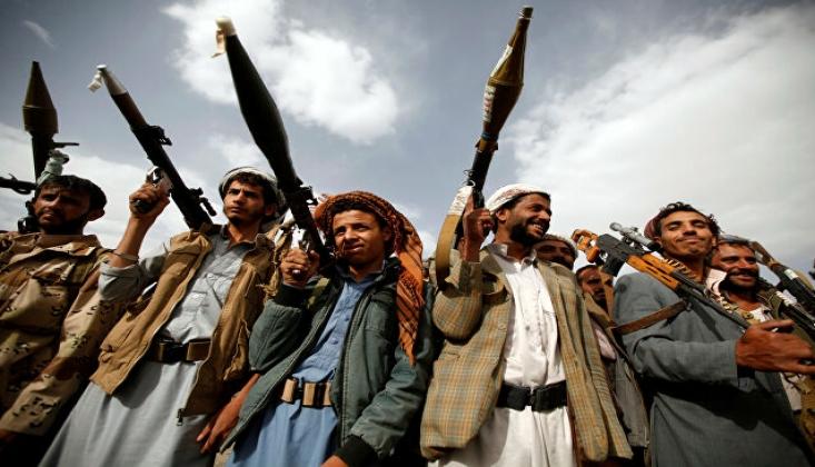 ABD'den Yemen Ensarullah Hareketi'ne Müzakere Çağrısı