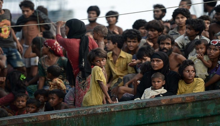 Rohingyalı Mültecilerin Çilesi Bitmiyor