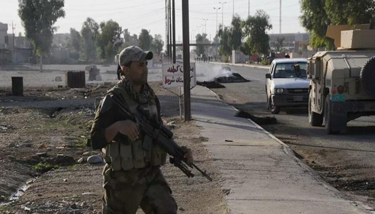 Irak'ta IŞİD Saldırsı