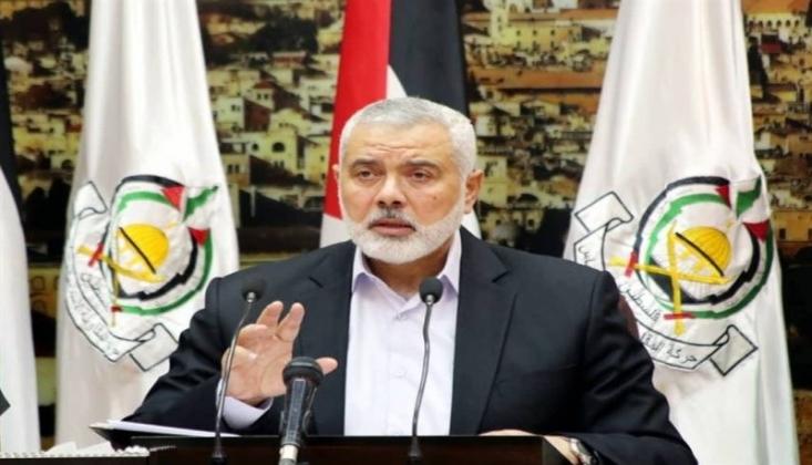 """""""Direniş ve Silahlı Mücadele"""" Hamas'ın Stratejik Seçeneklerinden Biri Olmaya Devam Ediyor"""