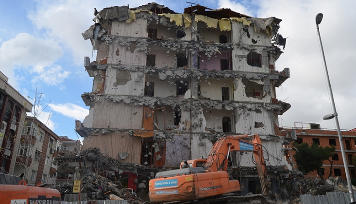 Olası Bir Marmara Depreminde 1 Milyon Kişi Evsiz Kalacak