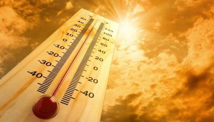 Sıcak Hava Dalgası Geliyor