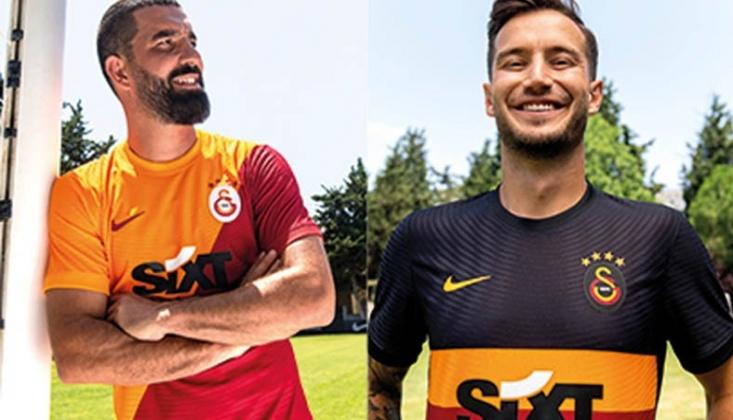 Galatasaray'ın Yeni Sezon Formaları İlk Gününde Yok Sattı