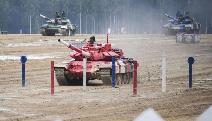 Ülkelerdeki Tank Sayısı