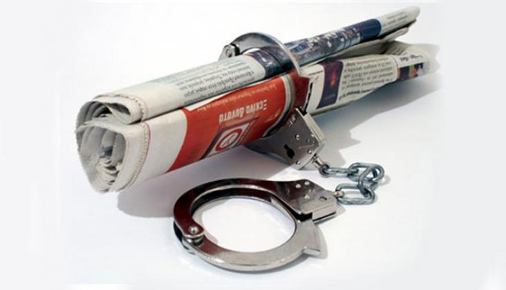 Rapor: Türkiye, Dünyanın En Büyük 'Gazeteci Hapishanesi'