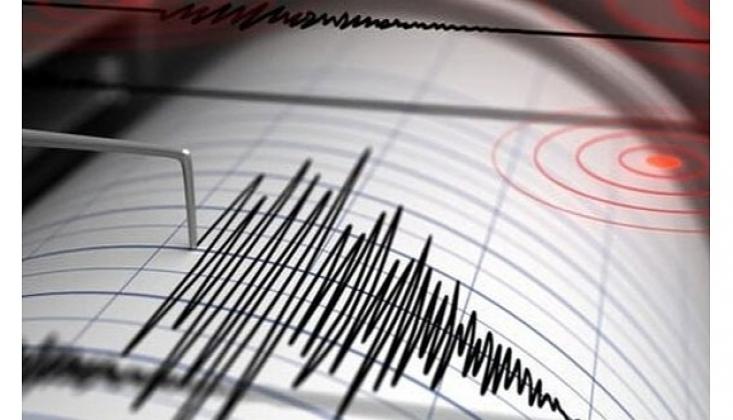 İzmir'de 5.1 Büyüklüğünde Deprem