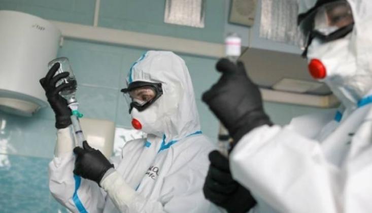 Dünyada Koronavirüs Vaka Sayısı 6 Milyonu Geçti