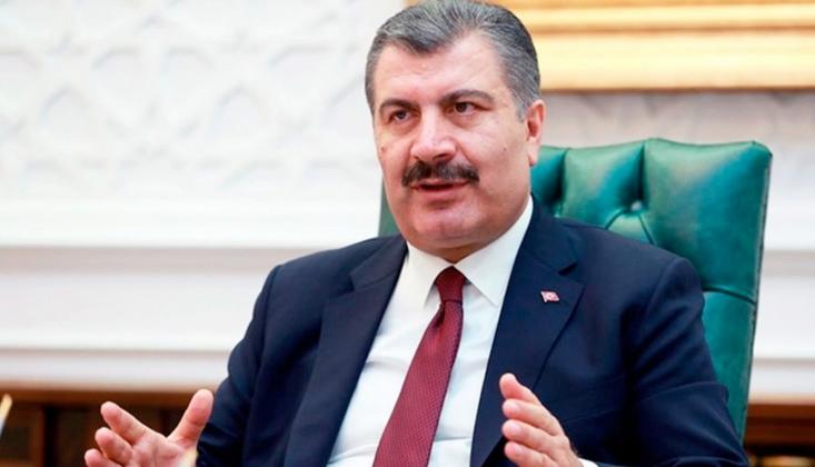Sağlık Bakanı, Türkiye'deki 6. Koronavirüs Vakasını Duyurdu
