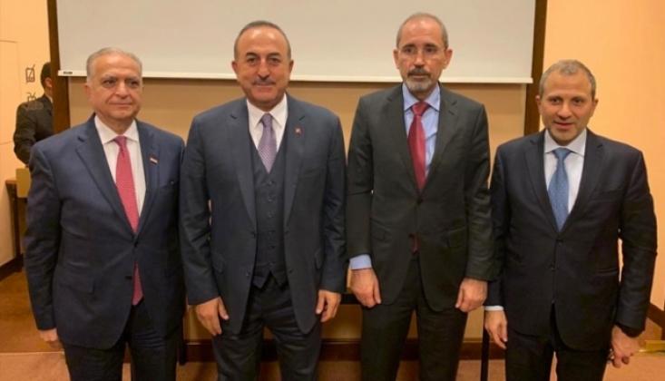 Cenevre'deki 4'lü Toplantıda Suriyeli Mültecilerin Durumu Ele Alındı