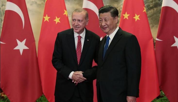 Çin'den Türkiye Hamlesi