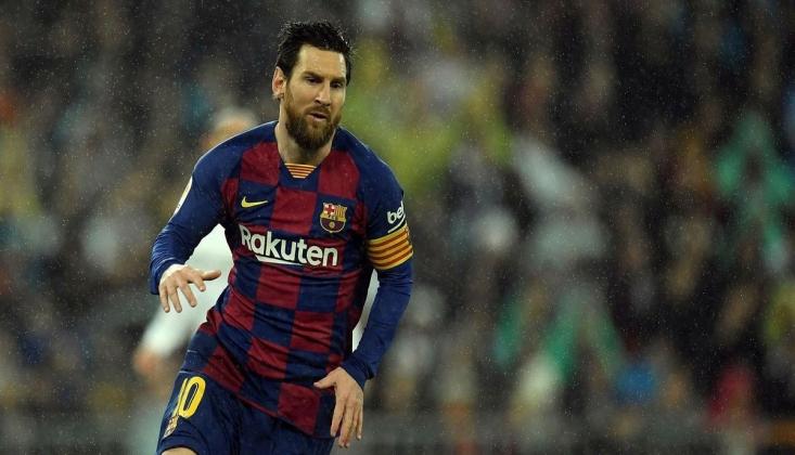 Messi Kariyerindeki 700. Golünü Attı