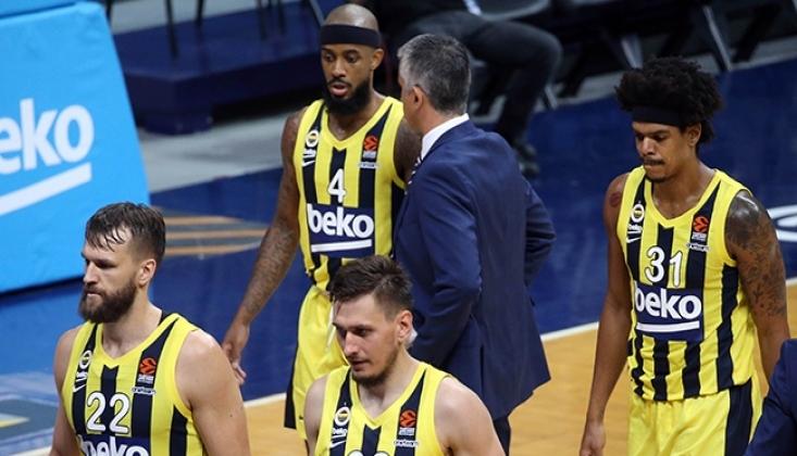 Fenerbahçe Beko, Bayern Münih'e Yenildi