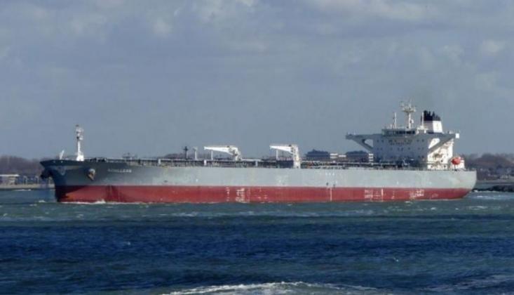 ABD'den İran Petrolü Taşıdığını İddia Ettiği Gemiye El Koyma Girişimi