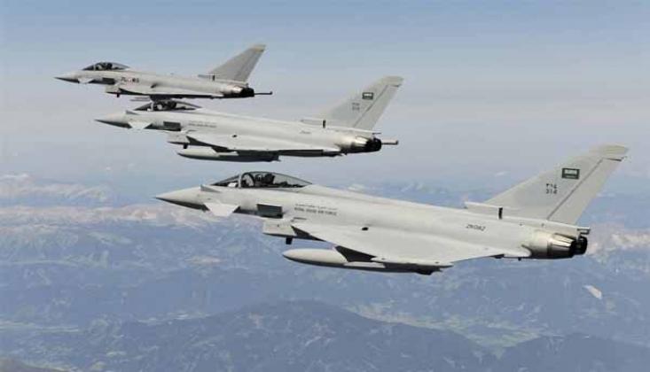 Arabistan'dan Yemen'e Karşı Hava Saldırısı