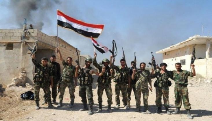 Suriye Güçleri İdlib'de Bir Bölgeyi Daha Kurtardı