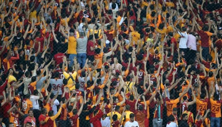 Galatasaray - Fenerbahçe Derbisinde Seyirci Rekoru Kırıldı