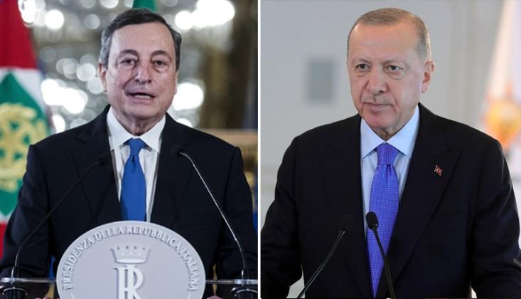 'Diktatör' Gerilimi Sonrası İtalya Başbakanı ile İlk Görüşme