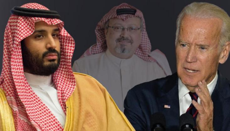 Biden: Arabistan'la İlgili Kararımızı Pazartesi Vereceğiz